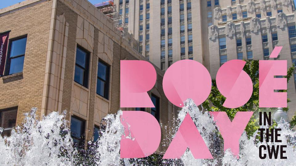 Rosé Day and Shake Shack Partnership Day