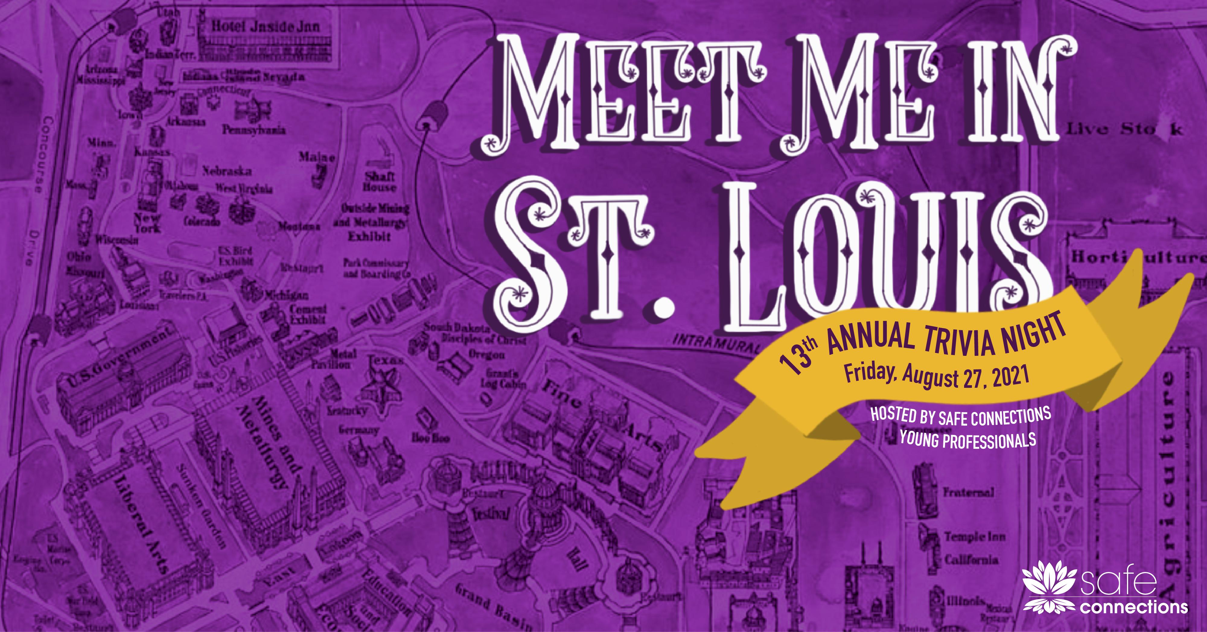 Trivia Night – Meet Me In St. Louis