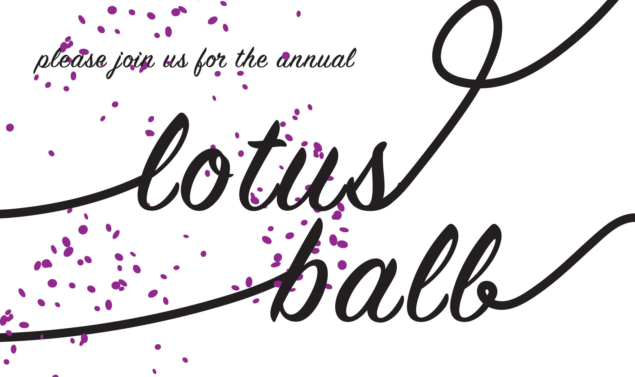 4th Annual Lotus Ball