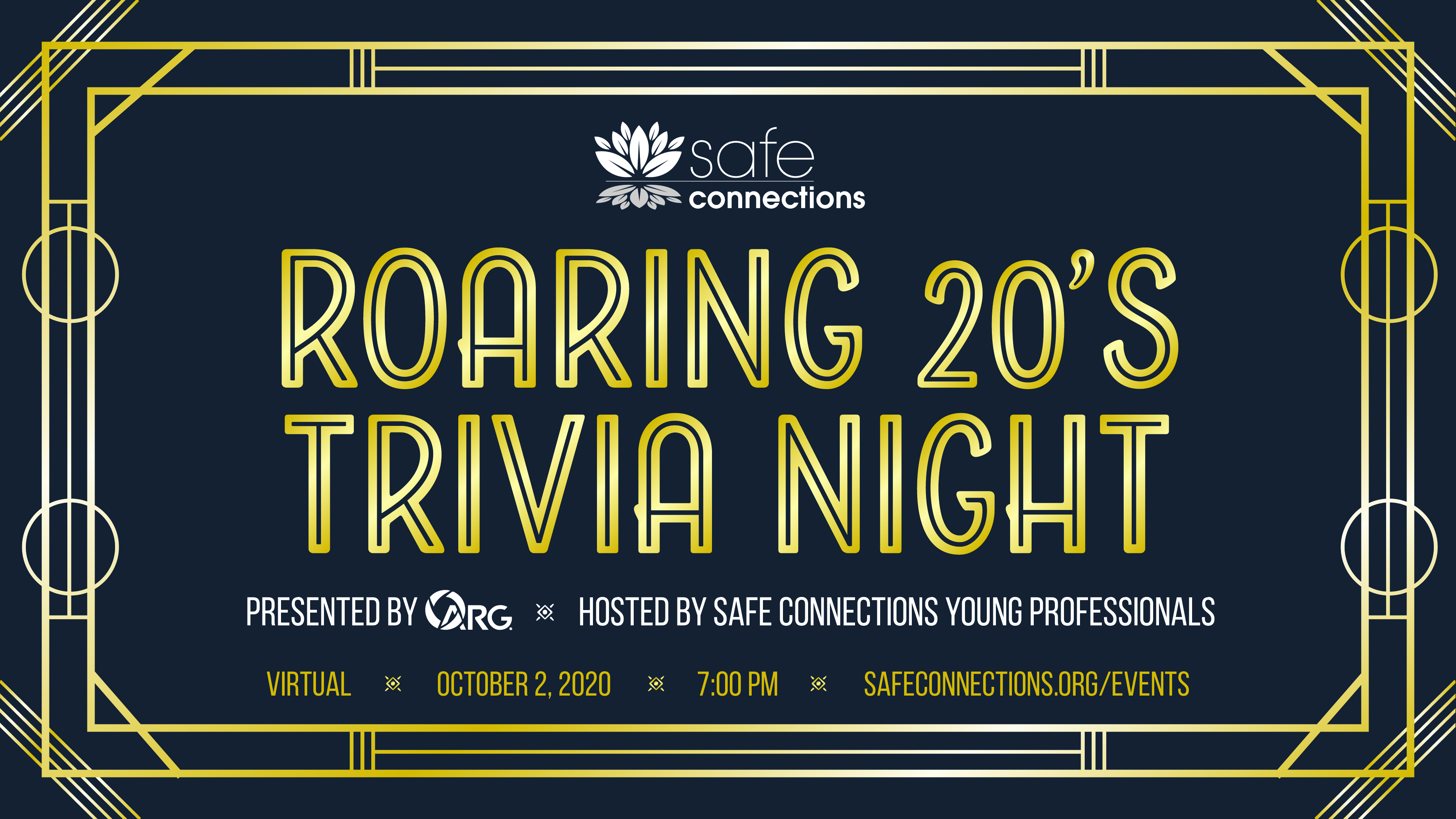 Trivia Night with Safe Connections YPs